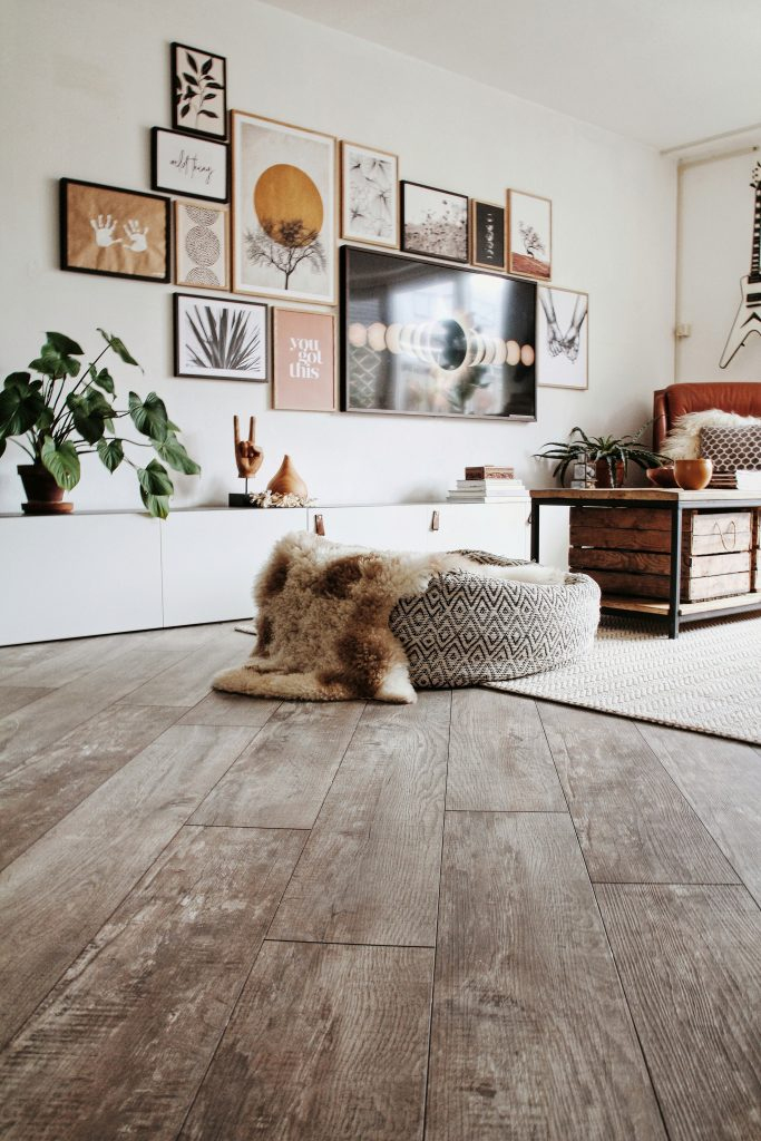 Moduleo Country Oak 24918 woonkamer Tatjana's World